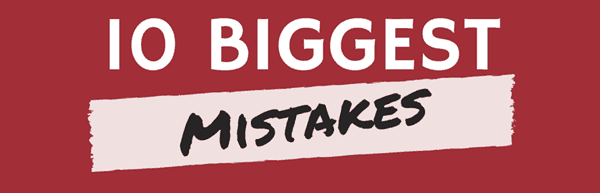 Federal Retirement Mistakes
