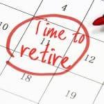Best dates to retire FERS / CSRS